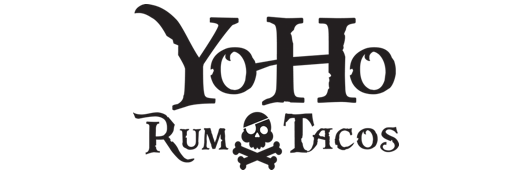Yoho Rum and Tacos Logo, Orange Beach